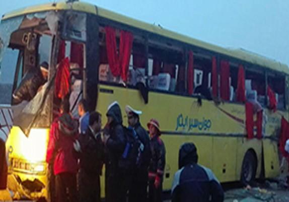 باشگاه خبرنگاران -یک کشته و 21 مصدوم بر اثر واژگونی اتوبوس