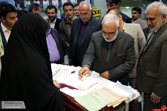 باشگاه خبرنگاران -نمایشگاه مهر درخشان، تبلور عینی حمایت از تولید ملی