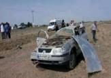 باشگاه خبرنگاران -یک کشته و سه مصدوم در اثر واژگونی خودرو در محور قم – گرمسار