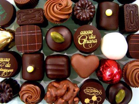 براي سلامتي خود شکلات بخوريد