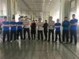 باشگاه خبرنگاران -تیم کاراته گیلان در لیگ جهانی