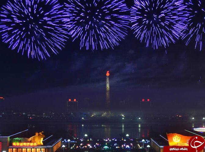جشن کریسمس در کره شمالی چگونه برگزار شد؟+تصاویر