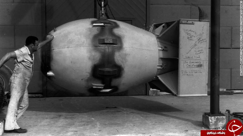 آمریکا نخستین کشوری بود که بمب هستهای آزمایش کرد+ تصاویر