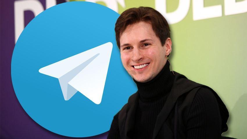 توییت یک ایرانی برای مدیر تلگرام +عکس