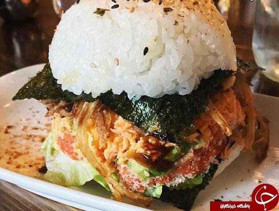 فهرست عجیبترین خوراکی های 2017 درجهان  +تصاویر