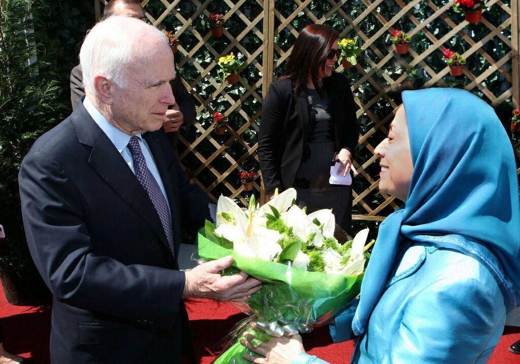 روزنامه ترکیهای: سناتور مککین و سازمان سیا نقش اصلی را در ناآرامیهای ایران بر عهده دارند