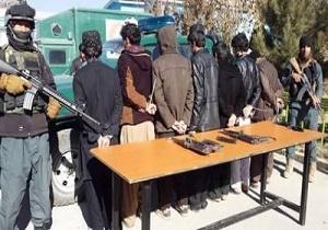 بازداشت 6 پولیس در ولایت غزنی به اتهام قتل، آدم ربایی و سرقت مسلحانه!