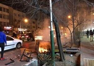 دروغ کانال های ضد انقلاب نقش برآب شد، میدان سپاه ایذه آرام است