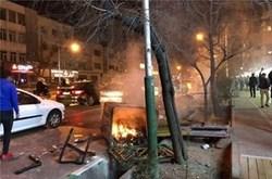 دستگیری برخی عناصر حمله به کلانتری قهدریجان