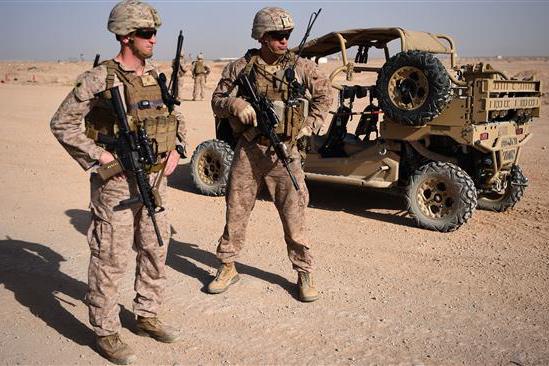 کشته شدن یک سرباز آمریکایی در افغانستان