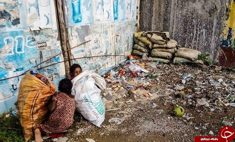 بدشانسترین مردم دنیا +تصاویر