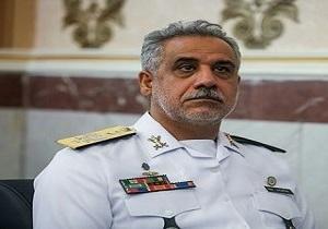 بازدید جانشین نیروی دریایی ارتش از پایگاه دریایی بوشهر