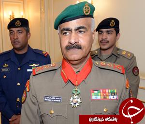 رئیس ستاد مشترک ارتش کویت از سانحه هوایی جان سالم به در برد+ عکس