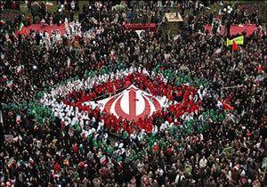 مردم سراسر کشور علیه آشوبگران یکصدا شدند + فیلم و تصاویر