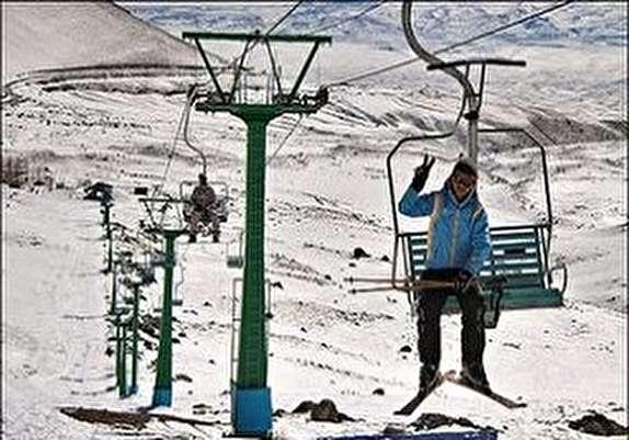باشگاه خبرنگاران - پیست اسکی آلوارس سرعین بزرگترین پیست اسکی کشور