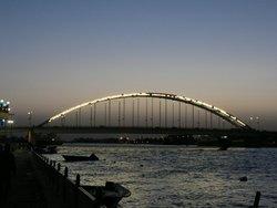 طراحی بی مثل  پل عابر پیاده در هلند+عکس ها