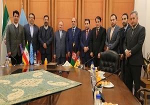 رایزنی سفیر افغانستان و رئیس دانشگاه شهید بهشتی ایران درباره گسترش همکاری های علمی