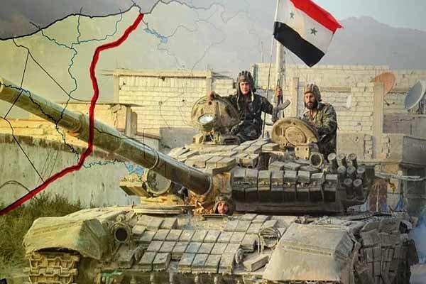 ارتش سوریه بر چند روستای جدید در حومه ادلب تسلط پیدا کرد