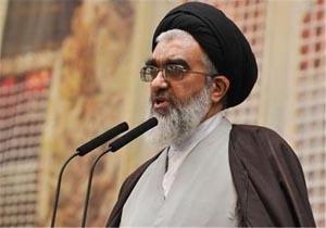 آشوبگران با آتش زدن پرچم ایران و عکس شهدای مدافع حرم راه بهجایی نمیبرند