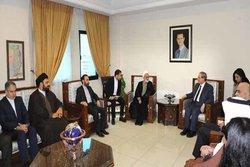 فیصل المقداد: ایران با رهبری و ملت خود توان شکست توطئههای آمریکا و رژیم صهیونیستی را دارد