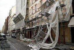 طوفان سهمگین «الینور» در فرانسه با یک کشته و بیش از ۱۵ زخمی