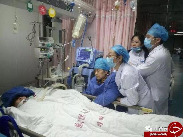 پزشک وظیفه شناس جان خود را پای کارش گذاشت+عکس