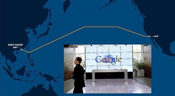 ثبت بیشترین رکورد انتقال اطلاعات با کابل توسط گوگل