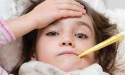 کدام تب در  کودکان خطرناک است؟ب
