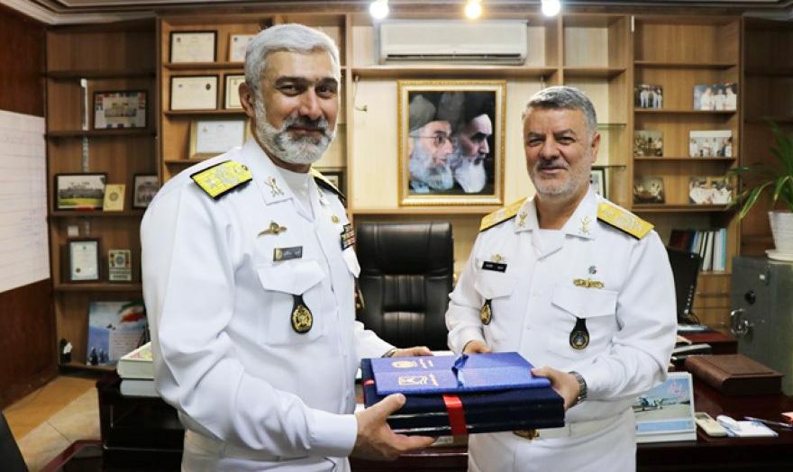 نیروی دریایی ارتش و سازمان صنایع دریایی وزارت دفاع، دو عضو یک خانواده هستند