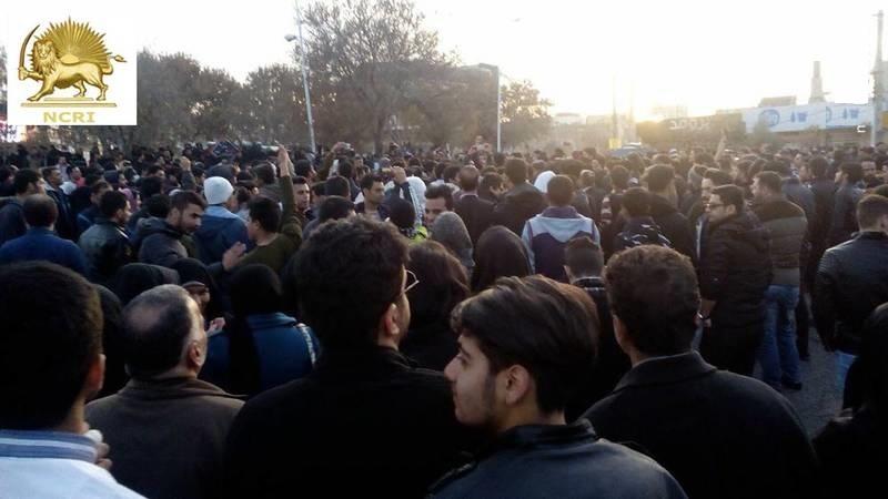 توافق آمریکایی-صهیونیستی پیش از اغتشاشات ایران +عکس