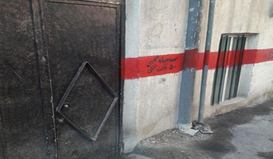 کلنگ دومین طرح تجمیع و نوسازی بافتهای فرسوده تهران امروز به زمین خورد+عکس