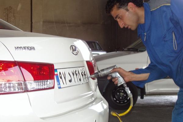 كاهش 1.7 درصدي شماره گذاري خودروها در آذر ماه