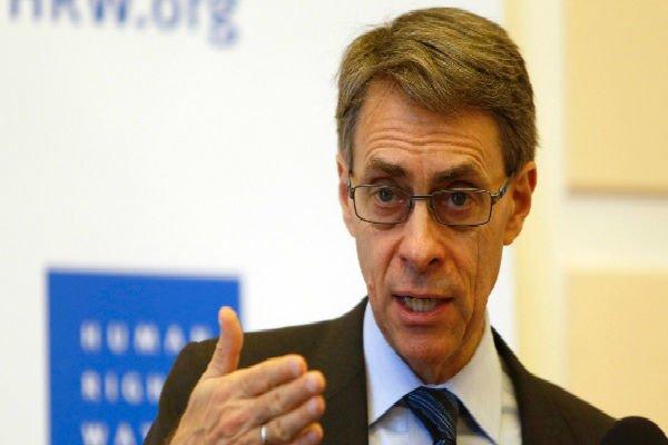 مدیر اجرایی دیدهبان حقوقبشر.آمریکا، انگلیس و فرانسه فروش سلاح به سعودیها را متوقف کنند
