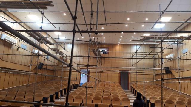 راه اندازی و احداث سینما در ملکشاهی