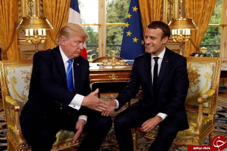 یک بام و دو هوای مقامات فرانسه؛ تفاوت آشوبگری در تهران و پاریس در چیست؟