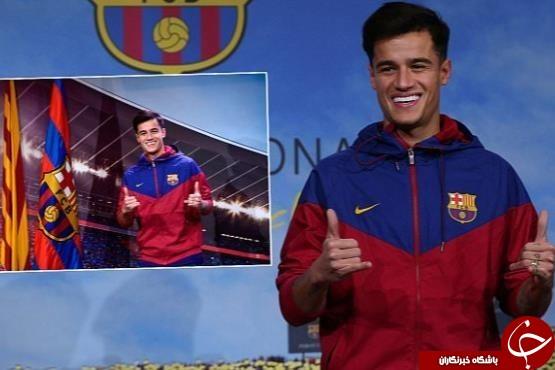 عکس های گرانقیمتی که یک فوتبالیست انداخت