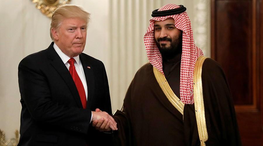 همکاری عربستان با آمریکا و گروهک منافقین بر ضد نظام جمهوری اسلامی ایران