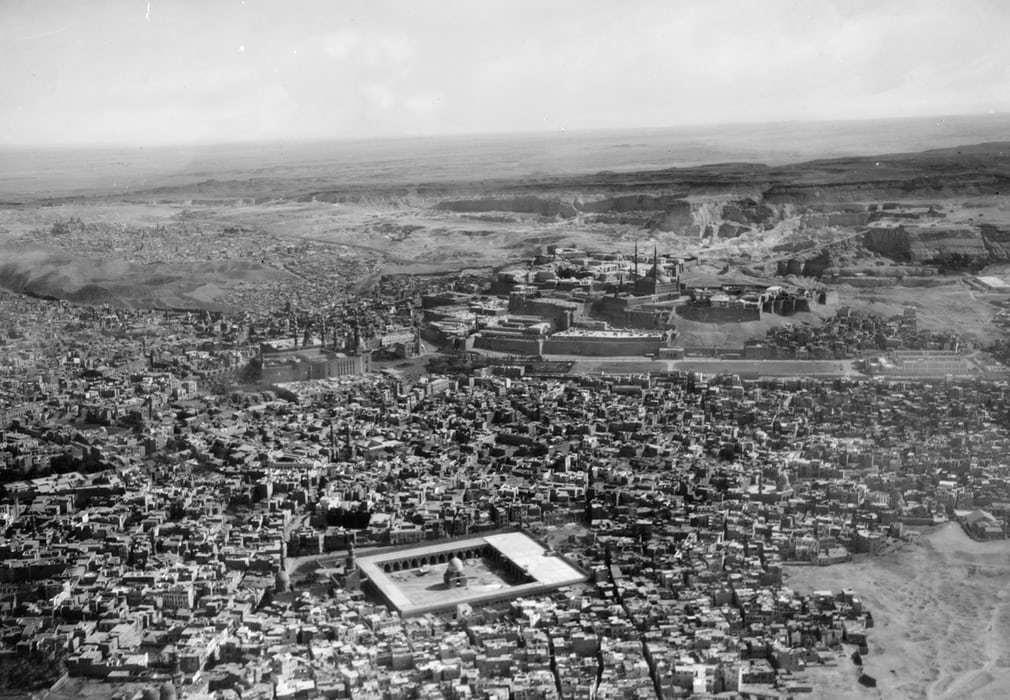 تصاویر  هوایی از ایران در صد سال پیش + فیلم