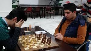 قهرمانی پرهام مقصودلو در مسابقات آزاد شطرنج