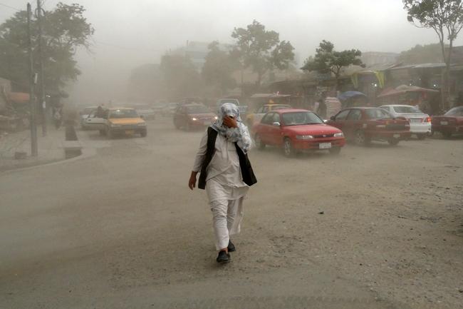 مهار آلودگی هوای کابل با اقدامات فوری امکان پذیر نیست/ دلایل اصلی آلودگی هوا در پایتخت افغانستان