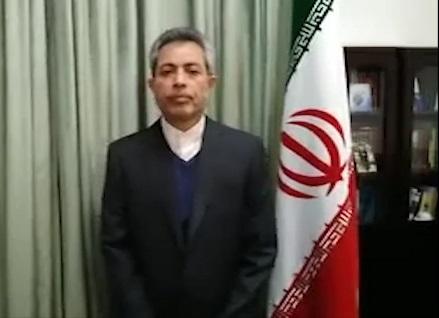 جدیدترین خبرها از نفتکش ایرانی آتش گرفته از زبان سرکنسول ایران در شانگهای چین +فیلم