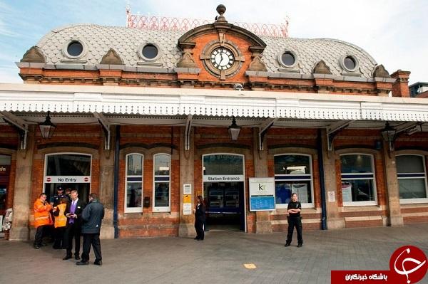 خودکشی زن باردار در ایستگاه مترو