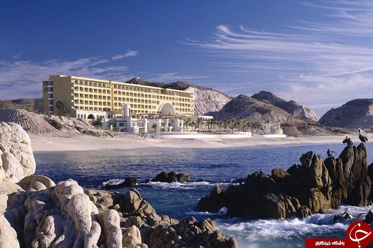 لوکس ترین هتل های دنیا را بشناسید+ تصاویر