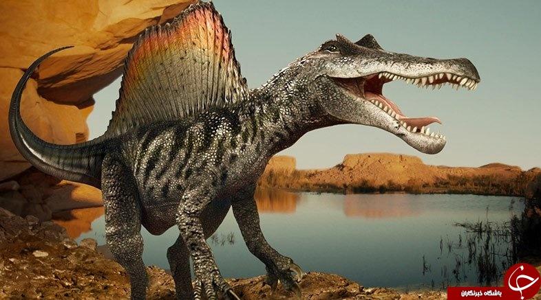 دایناسورهای پردار در ایران+ تصویر