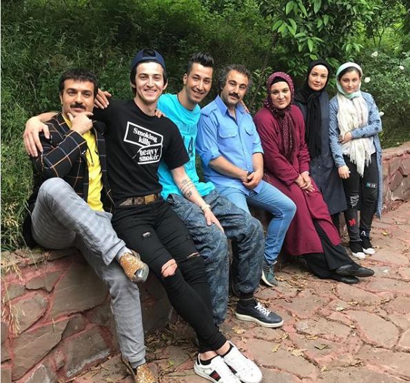 بیوگرافی و جدیدترین عکس های بهرام افشاری