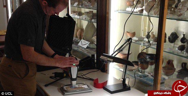 دانشمندان انگلیسی با اسکن مومیایی 3 هزار ساله نامش را فاش کردند+تصاویر