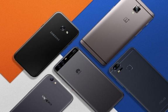 آخرین قیمت گوشیهای میانرده در بازار (20 دی)