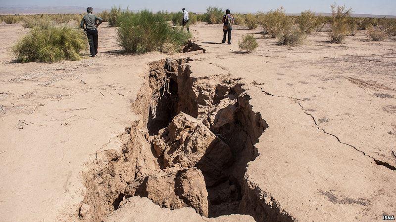 بحران فرسایش خاک از آب در کشور بیشتر است/ فرسایش 2 میلیارد تن خاک در ایران
