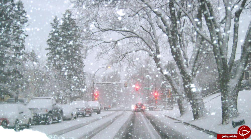 عکس های زیبای فصل زمستان