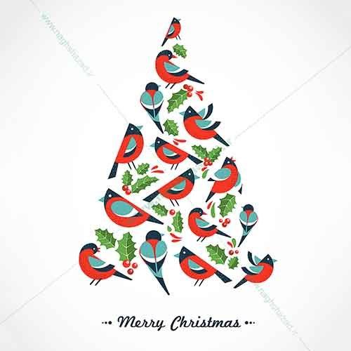 عکس تبریک کریسمس ۲۰۱۸+انگلیسی و فارسی